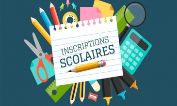 INSCRIPTIONS RENTREE SCOLAIRE 2021/2022